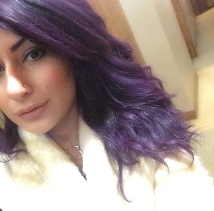 Purple Haze | BEAUTÉ BY JULIANA
